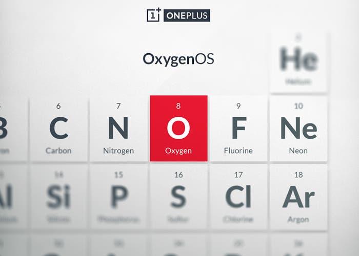 OxygenOs la ROM oficial de OnePlus