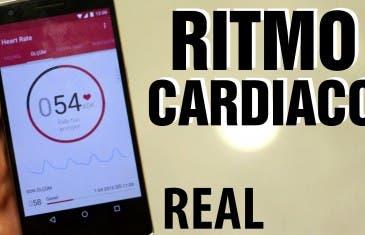 [VÍDEO] Medir el ritmo cardíaco en cualquier Android