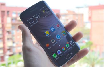 Primeras impresiones del Samsung Galaxy S6 Edge