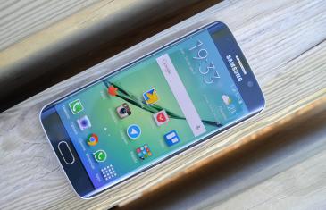 Análisis del Samsung Galaxy S6 Edge, las curvas siempre fueron sexys