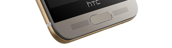 sensor htc one m9+