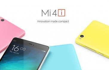 Xiaomi Mi4i, el nuevo terminal de Xiaomi para la gama media