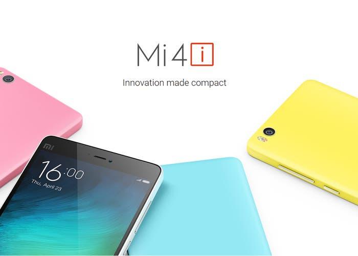 Xiaomi Mi4i, el nuevo terminal de Xiaomi
