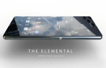 Sony Xperia Z4 podría estar construido en metal e incluir alguna sorpresa
