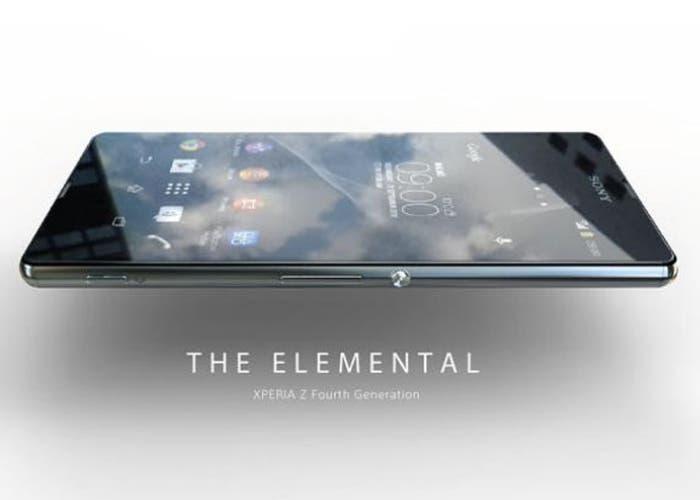 Sony Xperia Z4 podría ser de aluminio