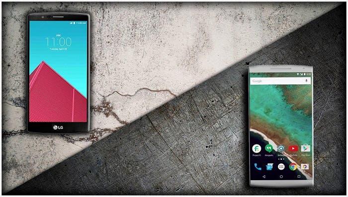 LG G4 Nexus 2015