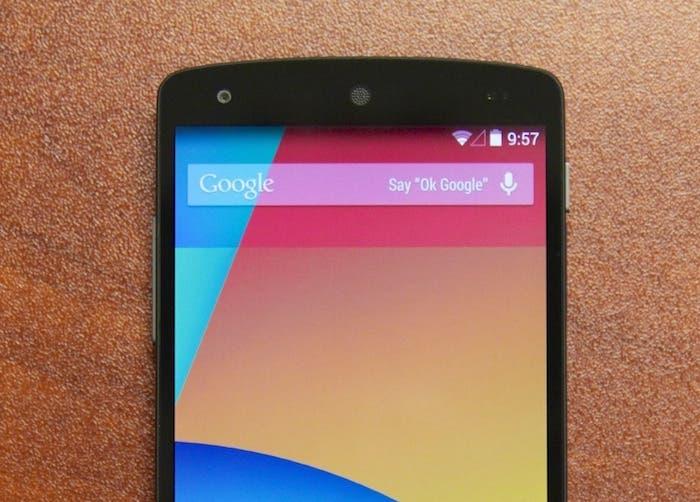 Google-Nexus-5-Home-screen
