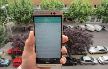 HTC One M9: Cómo aumentar la sensibilidad de la pantalla