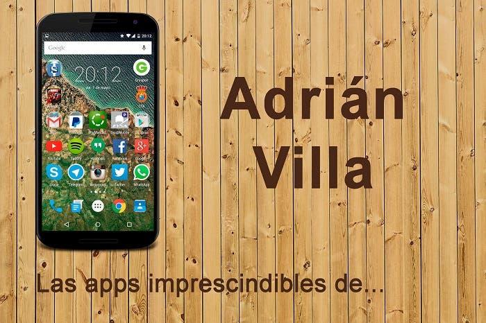 Las imprescindibles de Adri Villa