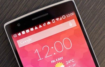 La OTA que corrige el problema táctil del OnePlus One drena la batería