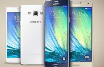 Samsung Galaxy A7 recibe Android 5.0.2 Lollipop