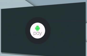 Android Pay, el sistema de pagos de Google