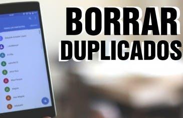 [VÍDEO] Eliminar contactos duplicados en móvil Android