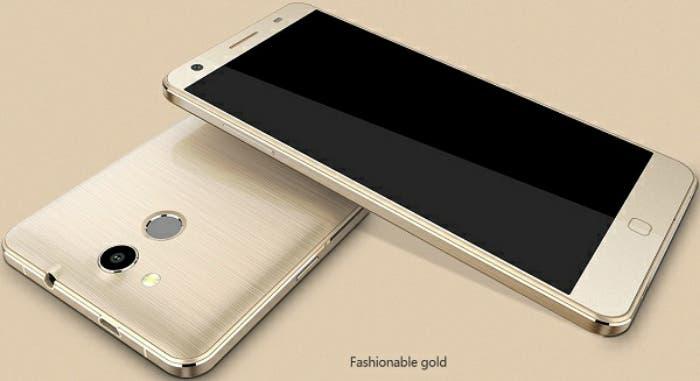 elephone dorado 1