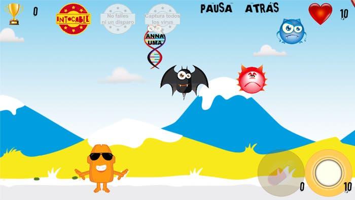 Epidemia, el juego más solidario de Google Play
