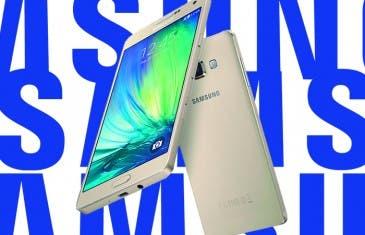 Llega el Galaxy A8 sin novedades respecto al Galaxy A7