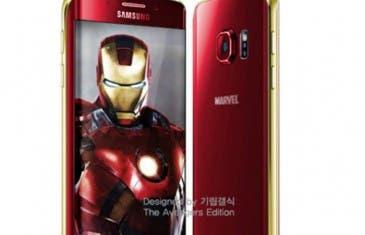 Los Galaxy S6 y S6 Edge se visten de Los Vengadores para futuras versiones
