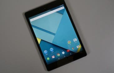 Android 5.1 Lollipop disponible desde hoy para Nexus 9