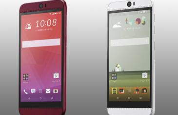 HTC J Butterfly: Snapdragon 810, 2K y resistencia al agua