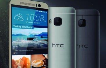 HTC One M9 reduce su precio a unos 'económicos' 699 euros