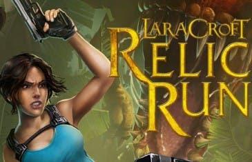 Lara Croft: Relic Run, el juego que te enganchará