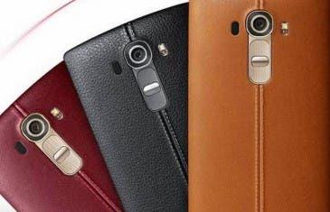 LG G4 sale al mercado por 200 euros menos que el HTC One M9