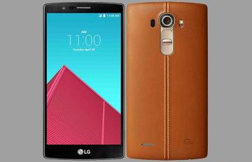 LG G4 si es compatible con Qualcomm Quick Charge 2.0, pero no trae el cargador necesario