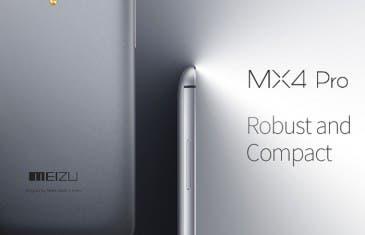 El Meizu MX4 Pro recibe Android 5.0 Lollipop con Flyme OS 4.5.1