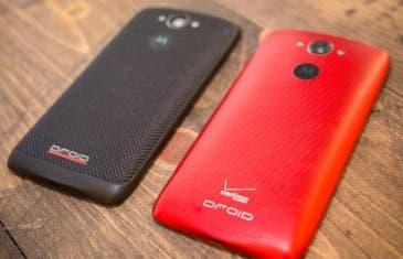Motorola trabaja en tres terminales con resolución QHD