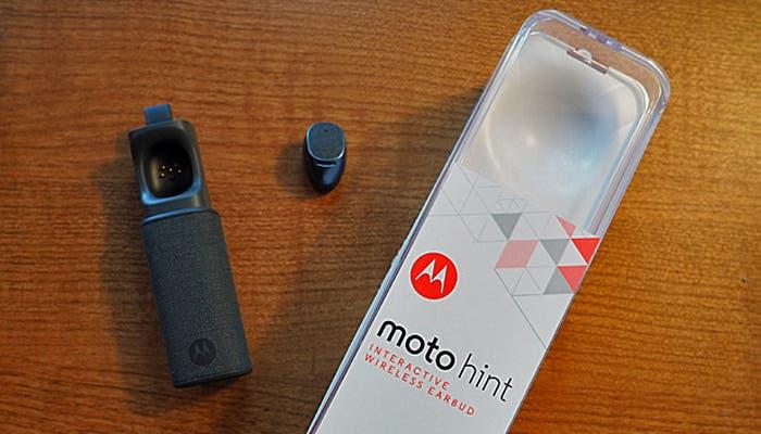 Análisis del Motorola Moto Hint, algo más que un auricular bluetooth