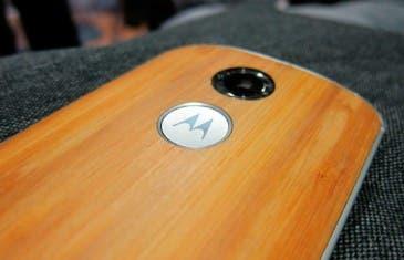 Motorola Moto X 2015 con flash delantero y ¡microSD!
