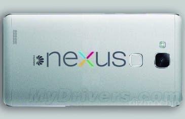El nuevo Nexus 2015 estaría inspirado en el Huawei Mate 8