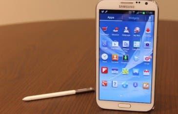 Samsung Galaxy Note II tampoco actualizará a Lollipop