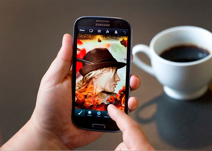 photoshop touch android