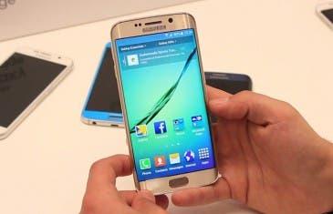 Samsung Galaxy S6 Edge recibe una OTA para corregir fallos