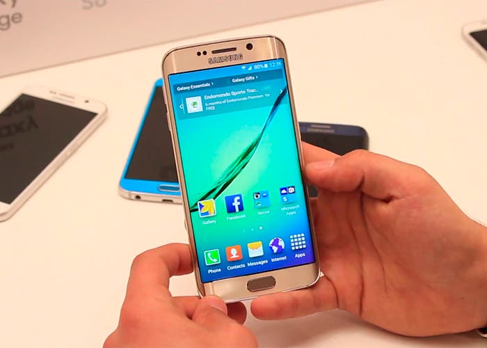samsung galaxy S6 edge ota