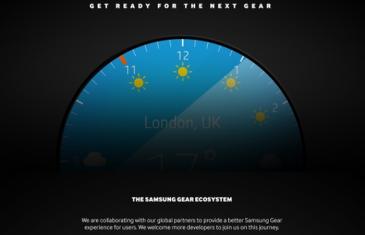 Samsung prepara su reloj circular con 'Tizen'