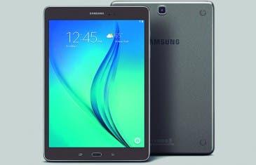 Samsung Galaxy Tab A ya a la venta en España