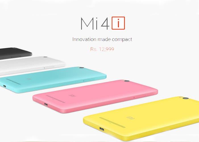 Xiaomi Mi4i, ya sabemos la fecha de salida al mercado