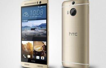 HTC One M9+ llegará a Europa el 14 de julio