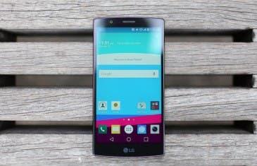 ¿Es resistente el LG G4 al agua? ¡En vídeo!