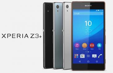 El Sony Xperia Z3+ viene con una protección extra de pantalla