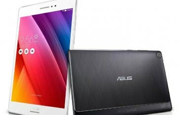 ASUS ZenPad S con 4 GB de RAM y USB Type-C