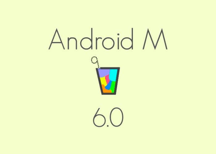 concepto de android m