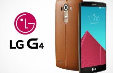Un LG G4 Pro con Snapdragon 820 y 4 GB de RAM