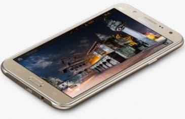 Nuevos Samsung Galaxy J5 y J7 con Flash delantero