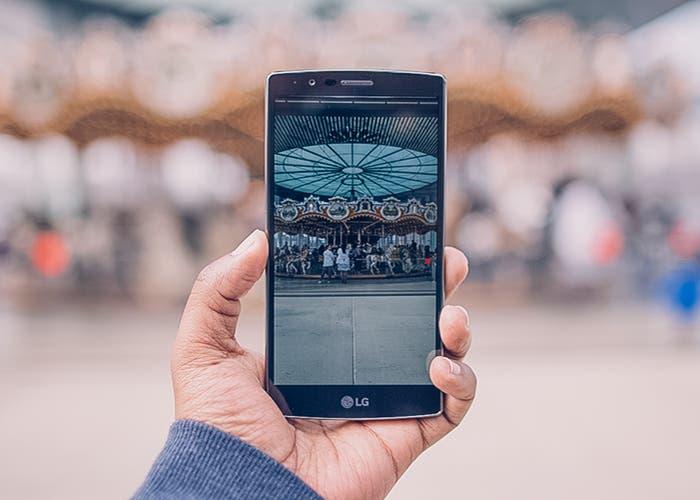 lg g4 selfie