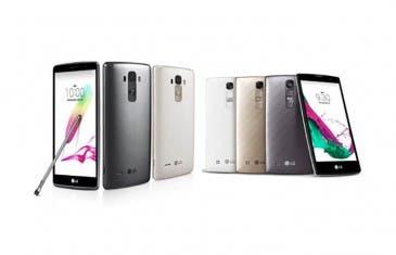 LG G4 Stylus ya disponible en Grecia por 289 dólares