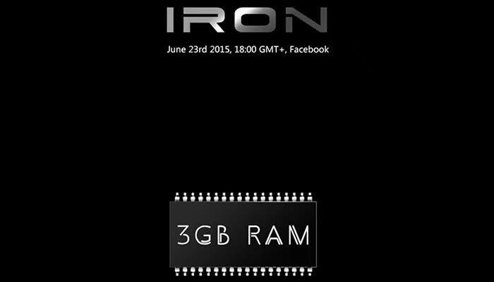 UMI Iron, se filtra el próximo tope de gama de la firma china