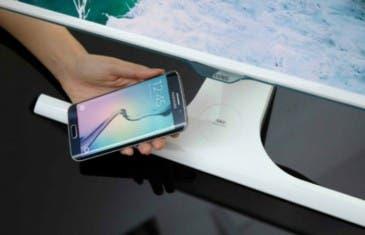 Samsung presenta monitores con carga inalámbirca